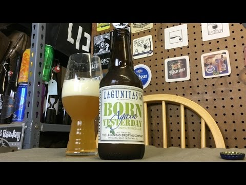 Lagunitas Born Again Yesterday (Still the Best West Coast IPA?!) Review - Ep. #1209