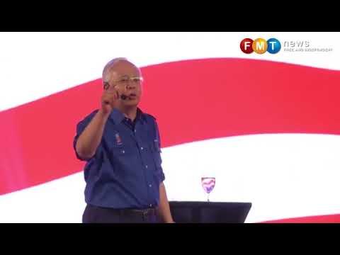 Masa depan Malaysia bukan ditangan orang berumur 93 tahun