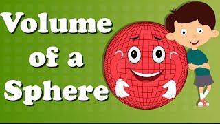 Volume of a Sphere   #aumsum