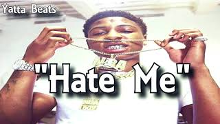 "NBA Youngboy ""Hate Me"" Type Beat [Prod. By Yatta Beats] NEW INSTRUMENTAL"