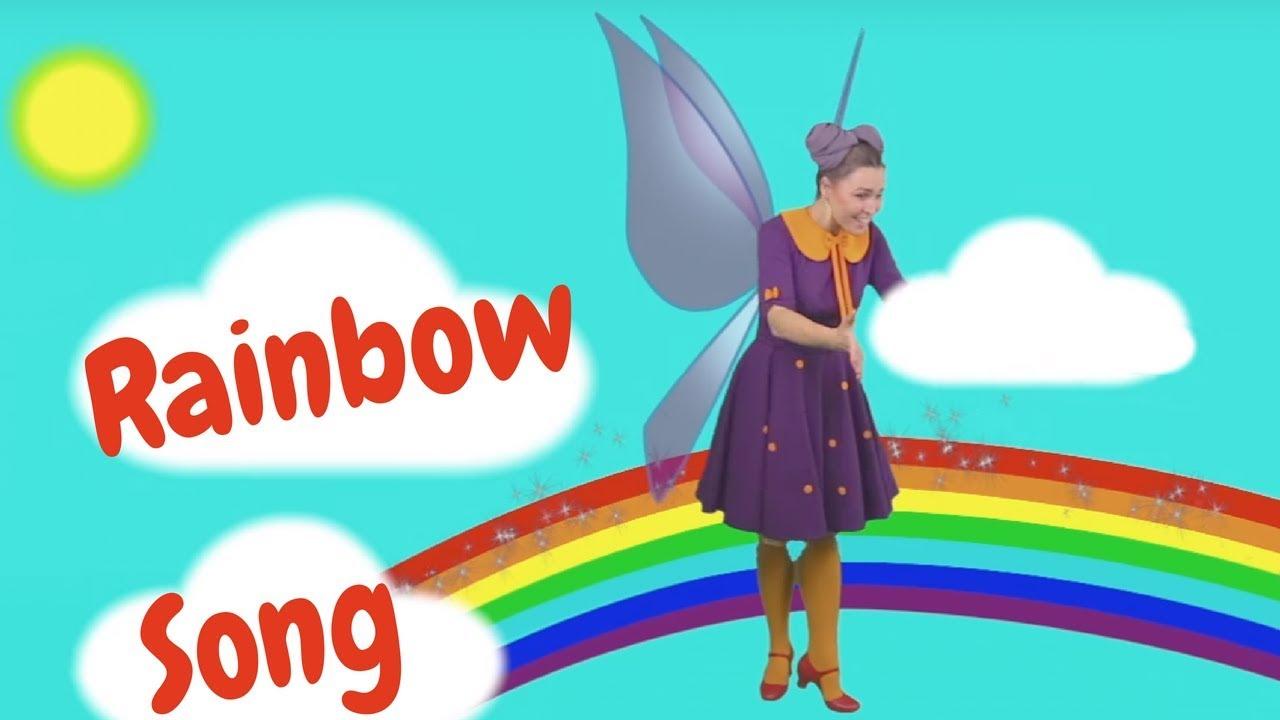 Песни про цвета радуги