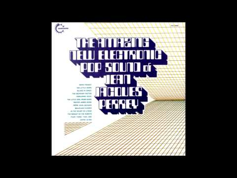 Jean-Jacques Perrey - Four,Three,Two,One