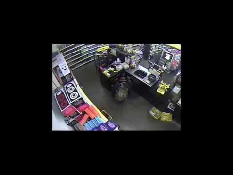 Dollar General Robbery 12-17-16 Milton Florida
