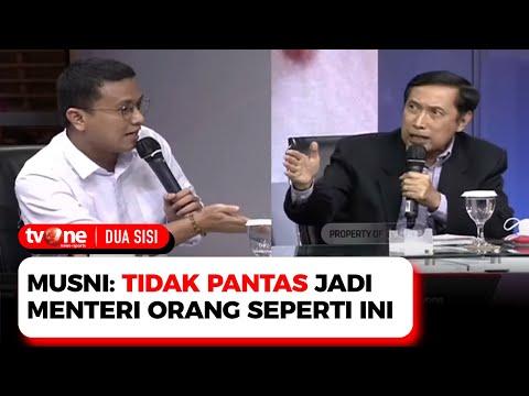 Debat Panas! Faldo VS Prof. Musni Terkait Aksi Risma Marah-marah Dan Menunjuk-nunjuk   Dua Sisi