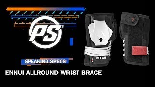 Ennui Allround wrist brace - Powerslide Speaking Specs
