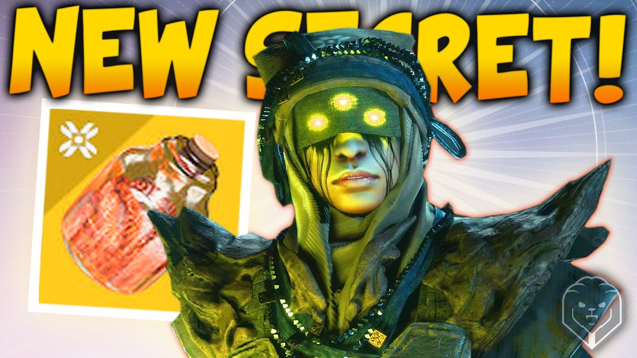Download Destiny 2: THE DARK VENDOR & EXOTIC GLITCH! Hidden Character Bug, Missing Loot & Engram Update
