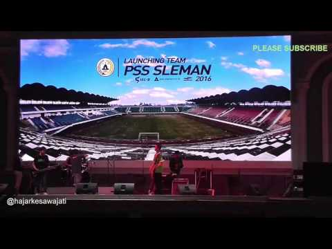 (HD) Launching PSS SLEMAN 2016 I Over Distortion I