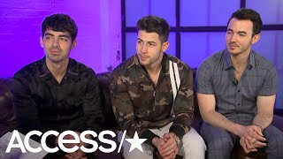 Joe Jonas Says Wife Sophie Turner Helped Bring The JoBros Back Together (EXCLUSIVE) | Access