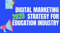 Digital Marketing Strategy For Educational Institution / Colleges / University How to get Students