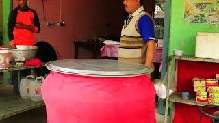 Курица Бирьяни В Ресторане - Индийская Уличная Еда