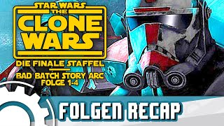 "The Clone Wars ALLE Easter Eggs ""The Bad Batch"" [FOLGEN RECAP]"