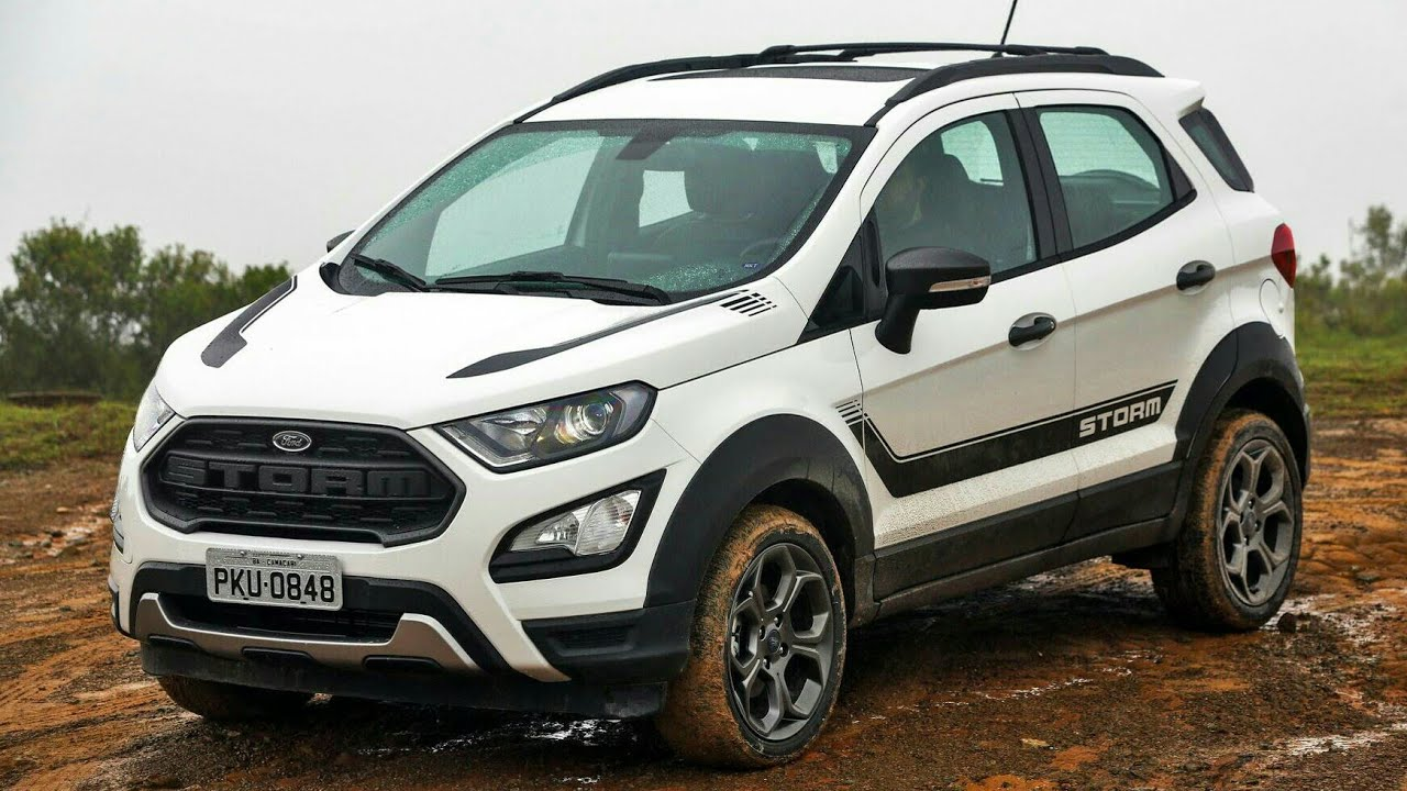 2018 ford ecosport storm 4wd review youtube. Black Bedroom Furniture Sets. Home Design Ideas