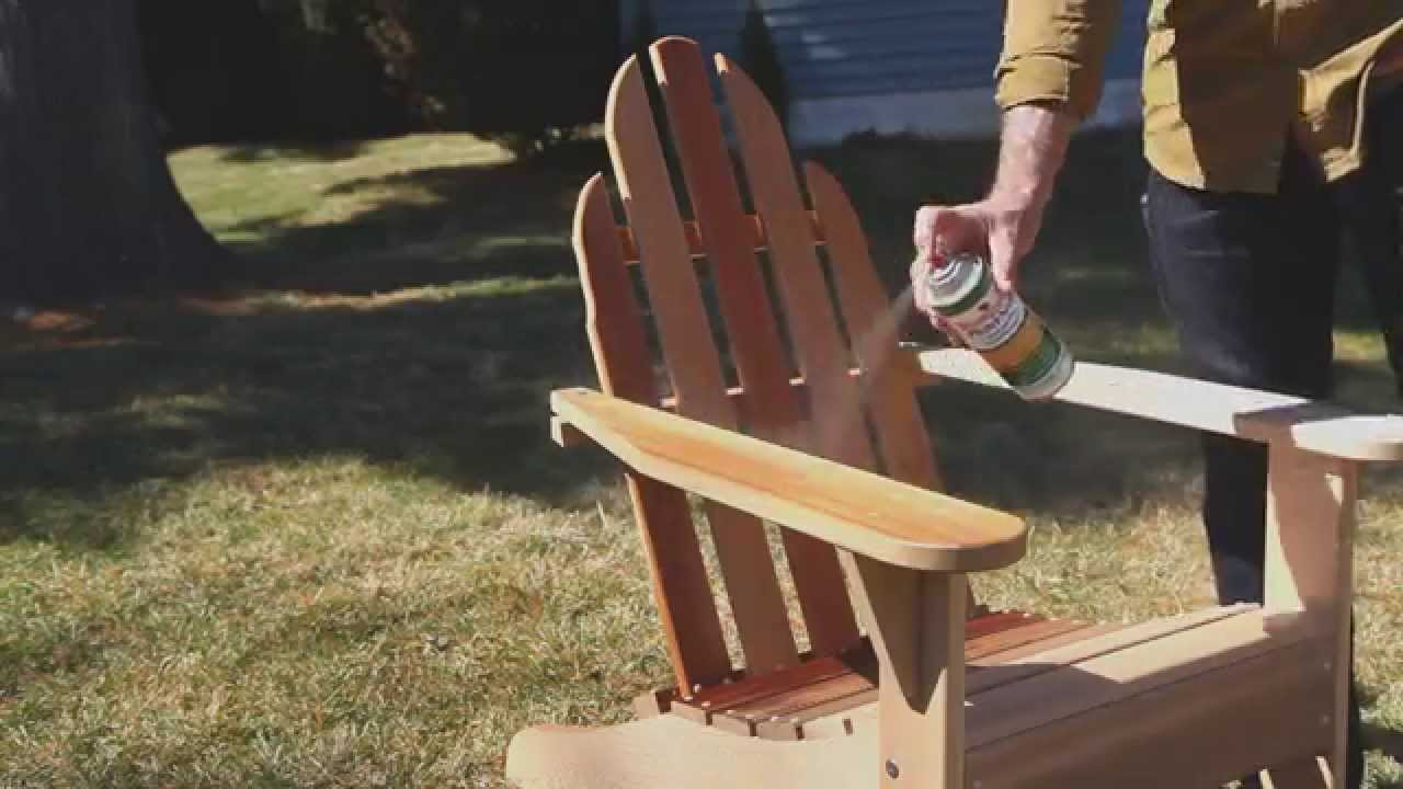 Thompson's WaterSeal Waterproofing Wood Protector – Clear Aerosol Spray Can  - YouTube - Thompson's WaterSeal Waterproofing Wood Protector – Clear Aerosol