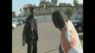 FUNNY AFRICAN GUY