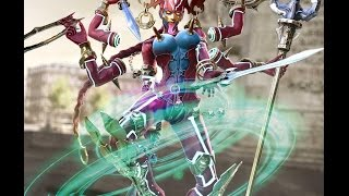 Rise of Incarnates Kali Unlocked 15min Gameplay - HD