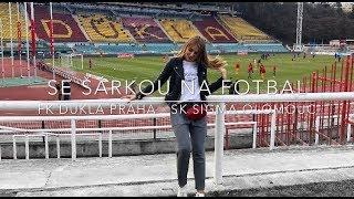 SE ŠÁRKOU NA FOTBAL: FK Dukla Praha - SK Sigma Olomouc