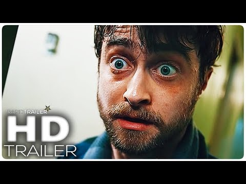 GUNS AKIMBO Official Trailer (2020) Daniel Radcliffe, Action Movie HD