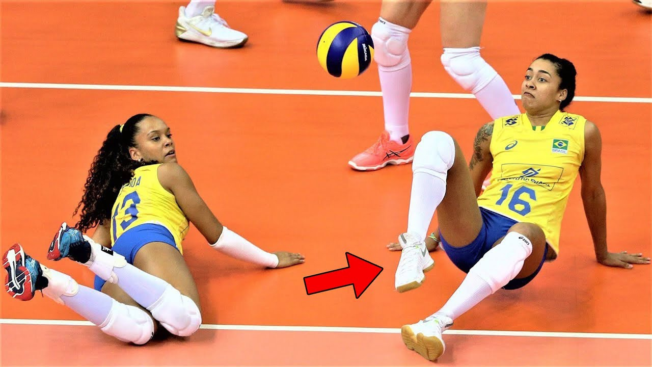 The Most Creative & Original Skills in Women's Volleyball (HD)