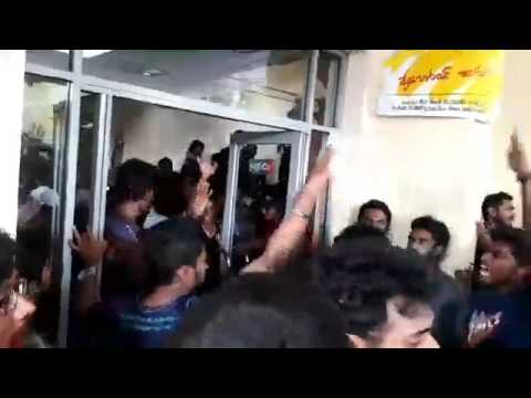 student attack helth ministry