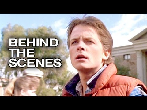 Back to the Future - Behind The Scenes - Set Design