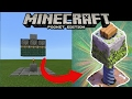 How to make a clash of clans crusher in Minecraft pe(old version)
