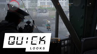 Tom Clancy's The Division 2: Warlords of New York: Quick Look (Video Game Video Review)