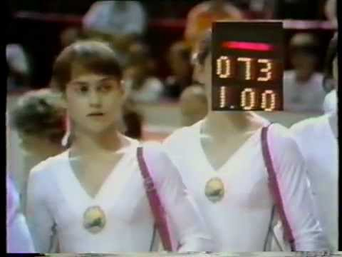 'Centennial Olympic Moments' with Nadia Comaneci