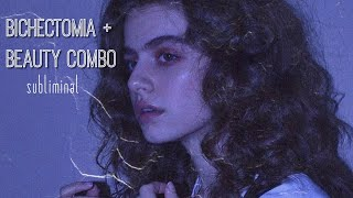 "❀Bitchectomia + beauty combo ; subliminal ""1 escucha; potente """