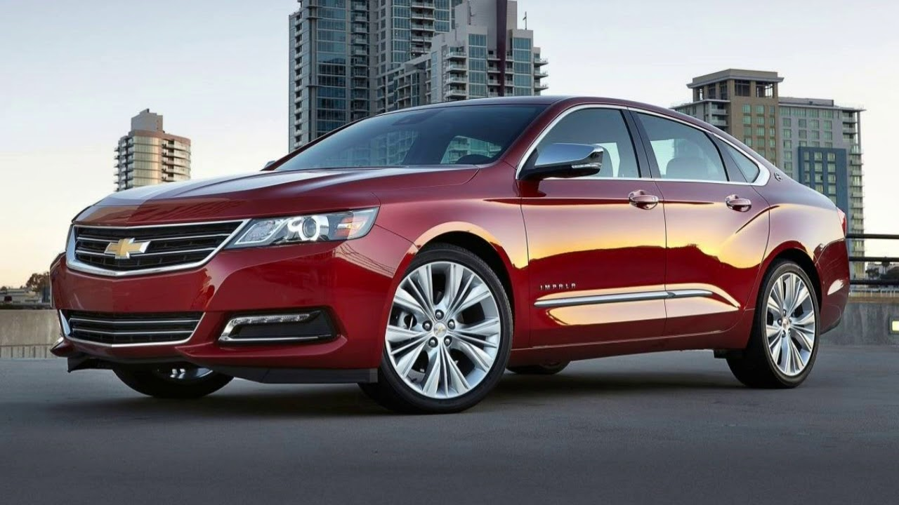 Impala 2009 chevrolet impala review : Chevrolet Impala 2018 Car Review - YouTube