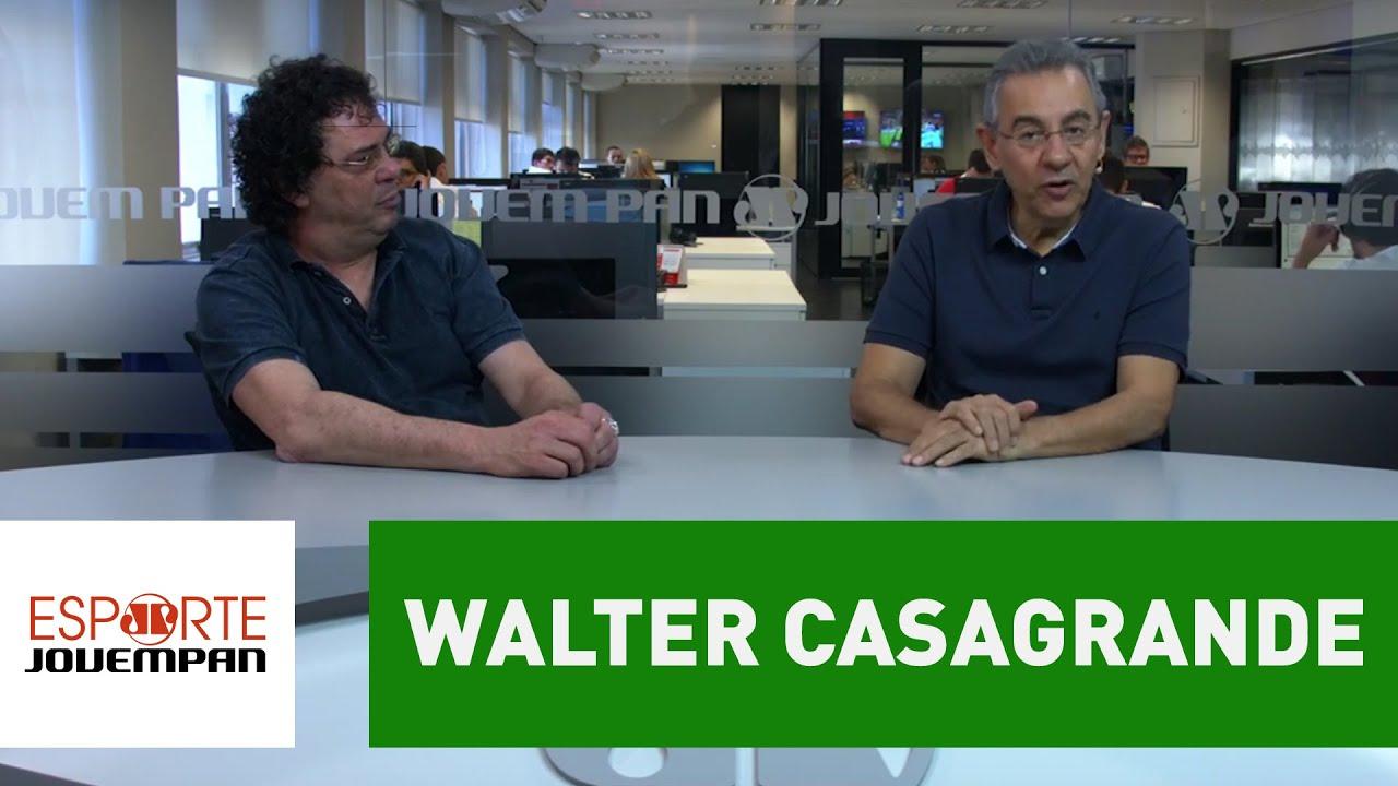 Casagrande fala sobre Tite na Seleção, futebol brasileiro e muito mais... | Esporte em Discussão