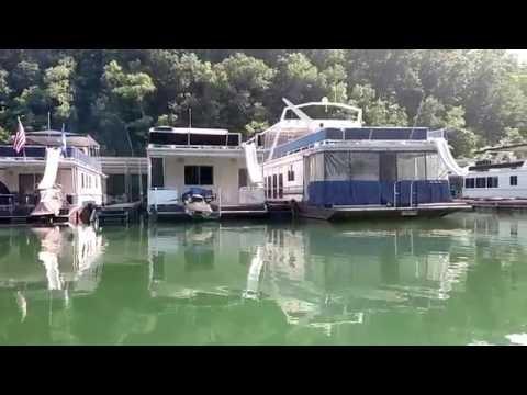 Dale Hollow Lake - BEST  GETAWAY VIDEO - Island Mountain Pat TV