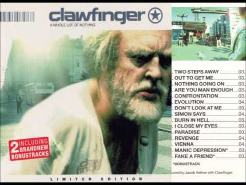 Clawfinger - A Whole Lot of Nothing  ( Full Album 2001 )
