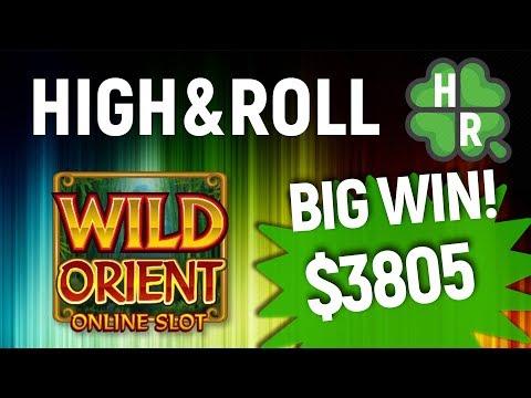 Play Wild Orient Slot Machine Online (Microgaming) Free Bonus Game