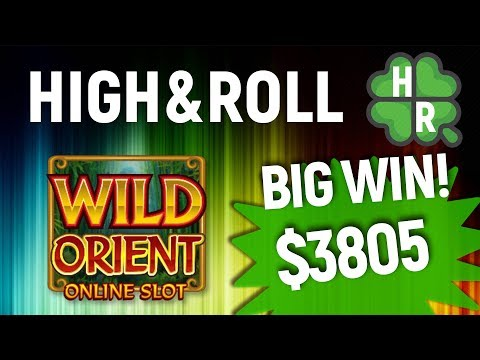 Play Wild Orient Slot Machine Online (Microgaming) Free Bonus Game - 동영상