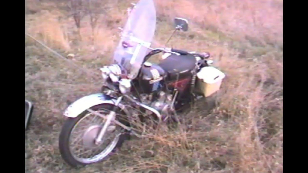 1973 HarleyDavidson SX350 Sprint  Customized  YouTube