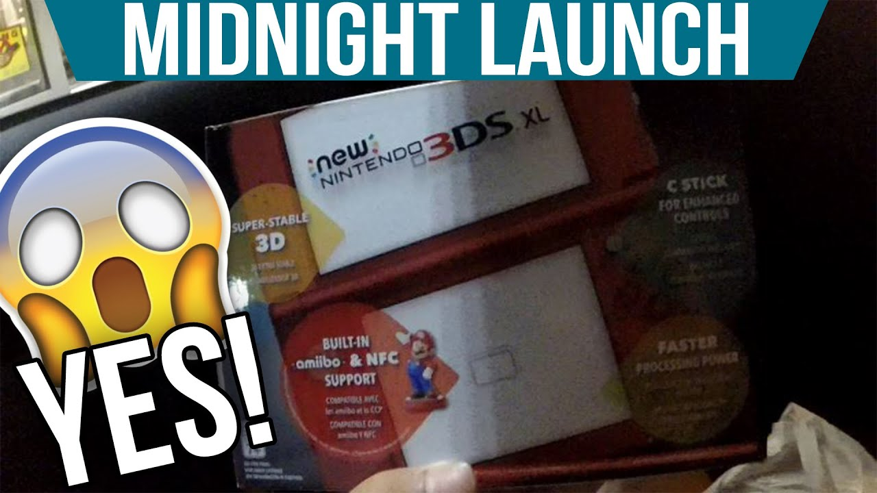 Midnight Launch New 3ds Xl Majora S Mask At Gamestop