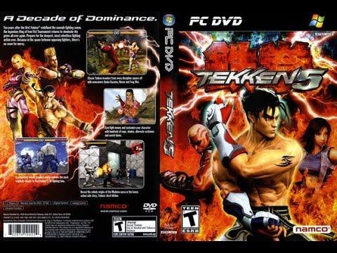 Скачать Tekken 5 Pc Торрент - фото 4