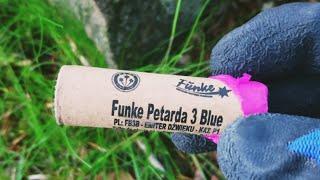 Funke Petarda 3 Blue nec:4 g vs FP3 nec:3g