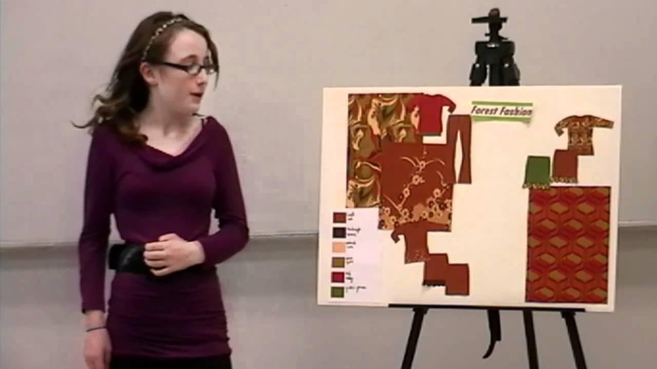 In Their Own Words Fashion Design Presentation Videos Alex Youtube