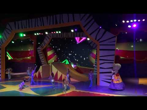 Beto Carrero Show Madagascar Febrero 2016 II