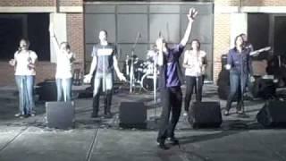 Alex Holt and Free Worship UMBC Worship Interlude. Moment 0:50