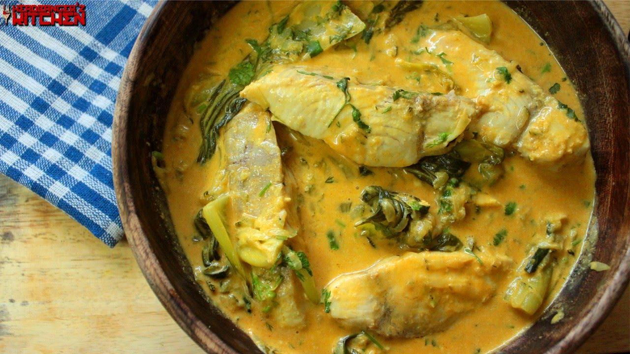 Thai Fish Curry Yellow Thai Curry Keto Recipes Headbanger S Kitchen Youtube