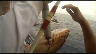 Capt. John Deep Sea Fishing Trip (Galveston, Tx) Pt.1 720p HD