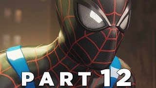 SPIDER-MAN PS4 Walkthrough Gameplay Part 12 - SECRET WAR SUIT (Marvel's Spider-Man)