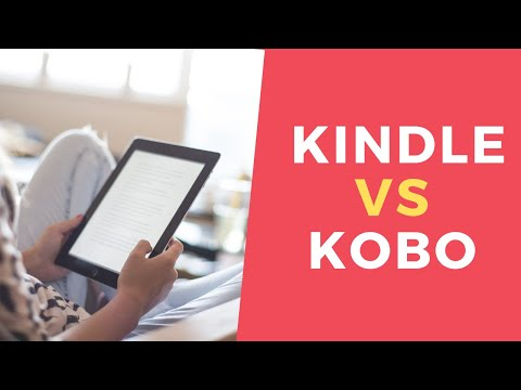 Kindle Vs Kobo. Which Ecosystem Should You Choose?