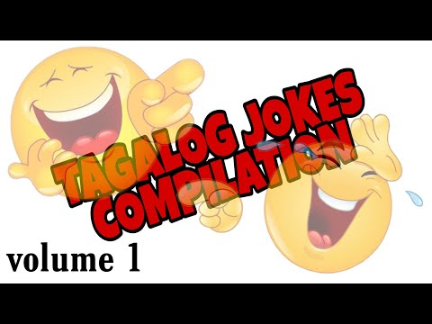 TAGALOG JOKES COMPILATION / STRESS RELIEVER / Joke Time Volume 1