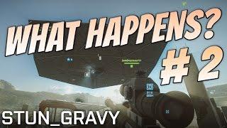 What Happens #2 (Jet Launch, Locker Launch, Rogue Dish)