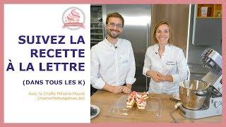 La recette du Number Cake de Mélanie Mayné, vous la voulez ? La voilà !