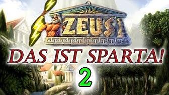 Zeus - Herrscher Des Olymp - Das Ist Sparta! - Teil 2