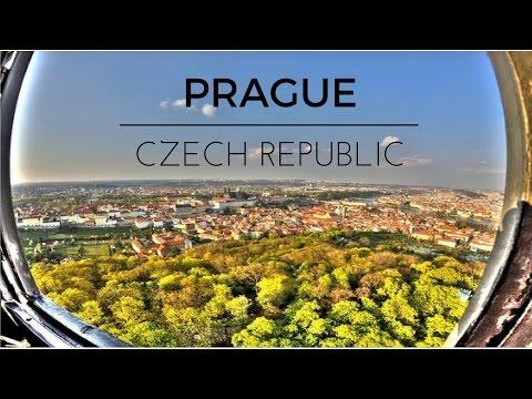 Prague Czech Republic 2015 | GoPro